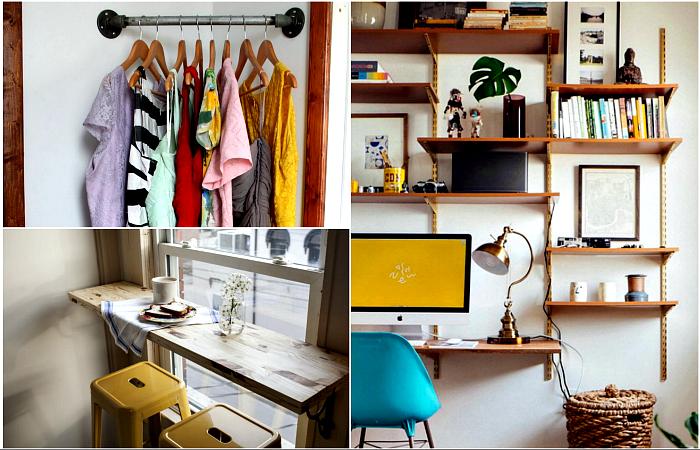 5 советов как оптимизировать маленькое пространство