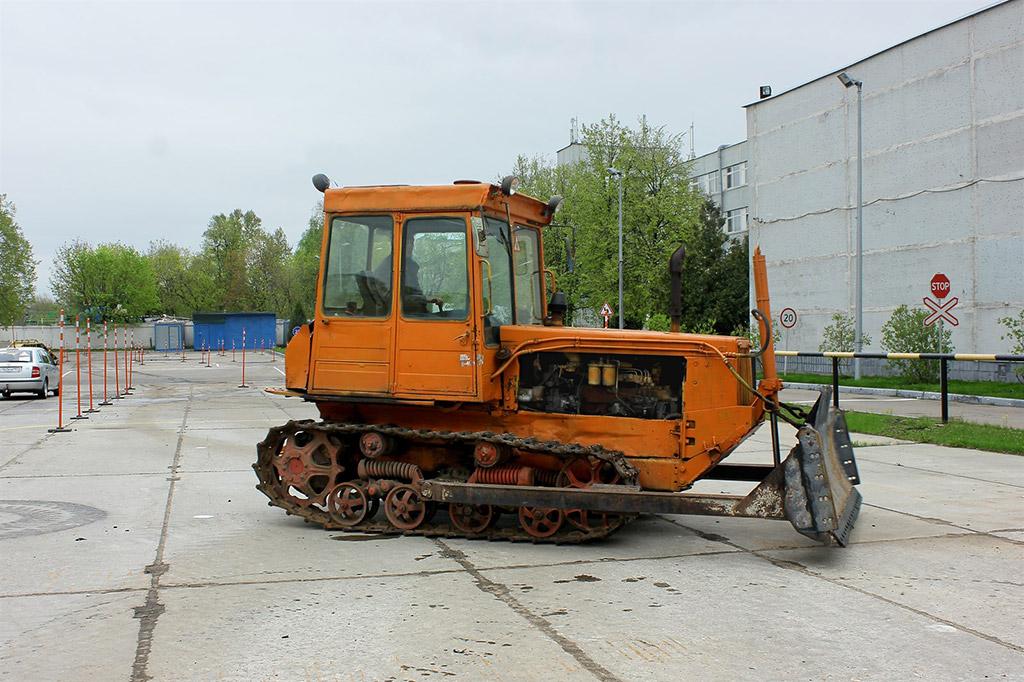 Бульдозер ДЗ-42