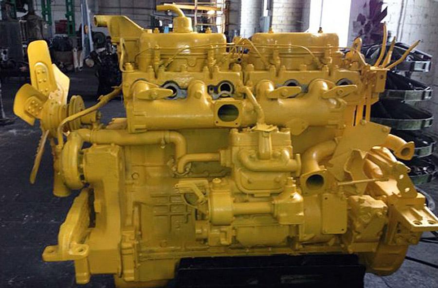 Двигатель бульдозера ДЗ-171