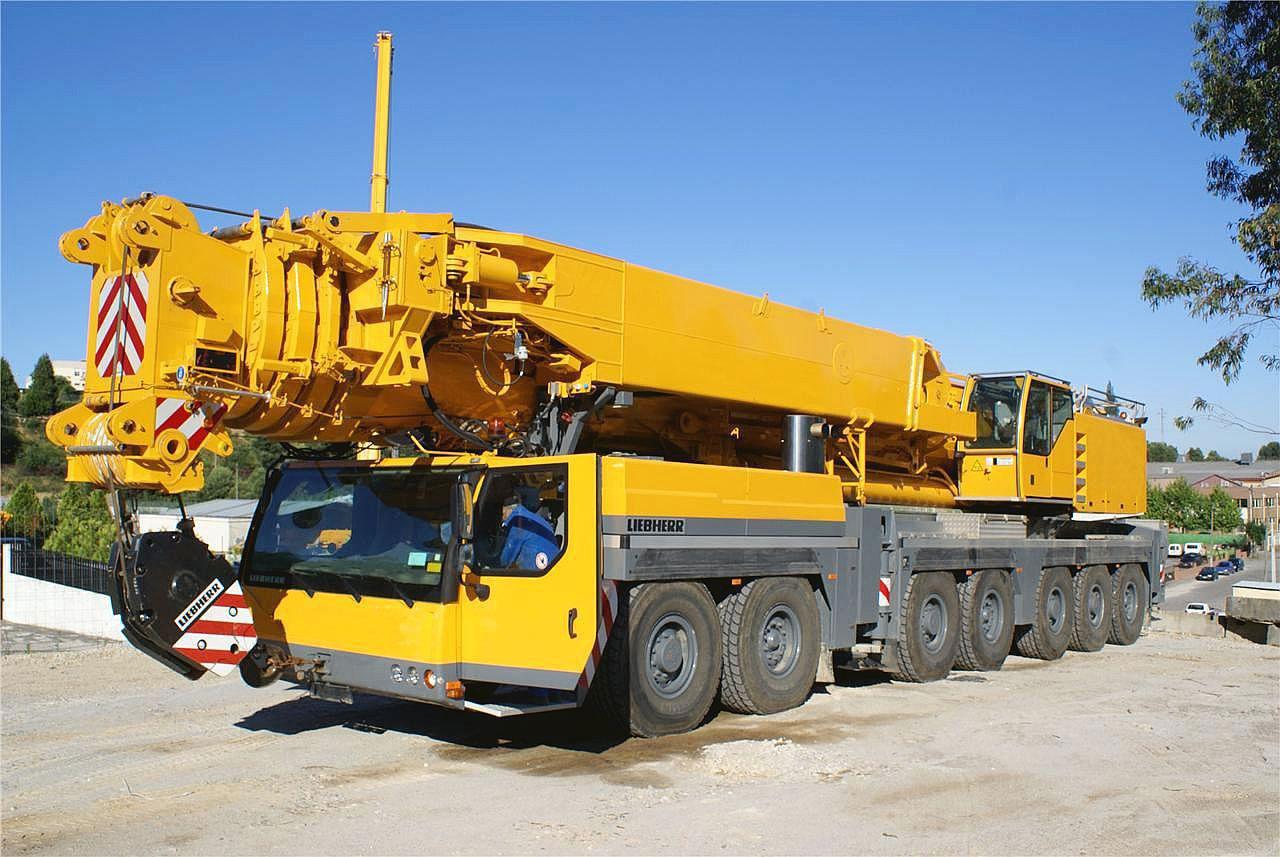 кран 400 тон