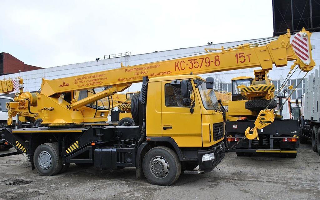 Машека 15 тонн