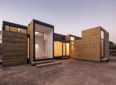 Модульные конструкции жилых домов