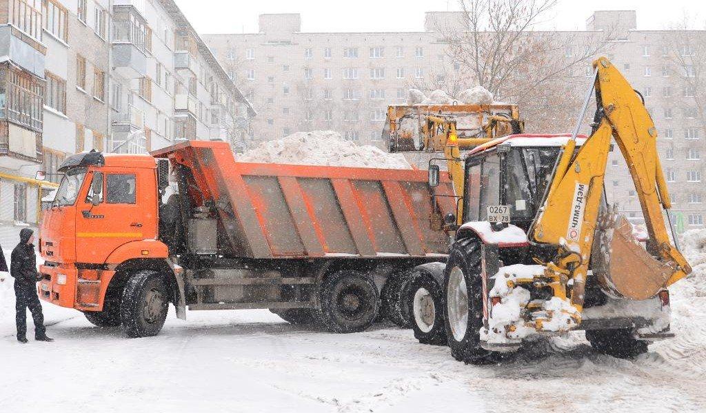 Особенности вывоза мусора, грунта и снега
