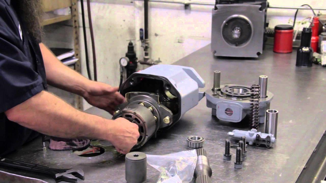 ремонт гидронасосов в москве