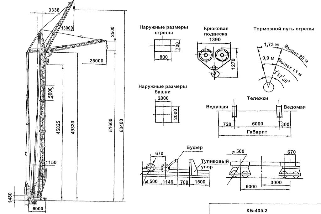Схема КБ-450