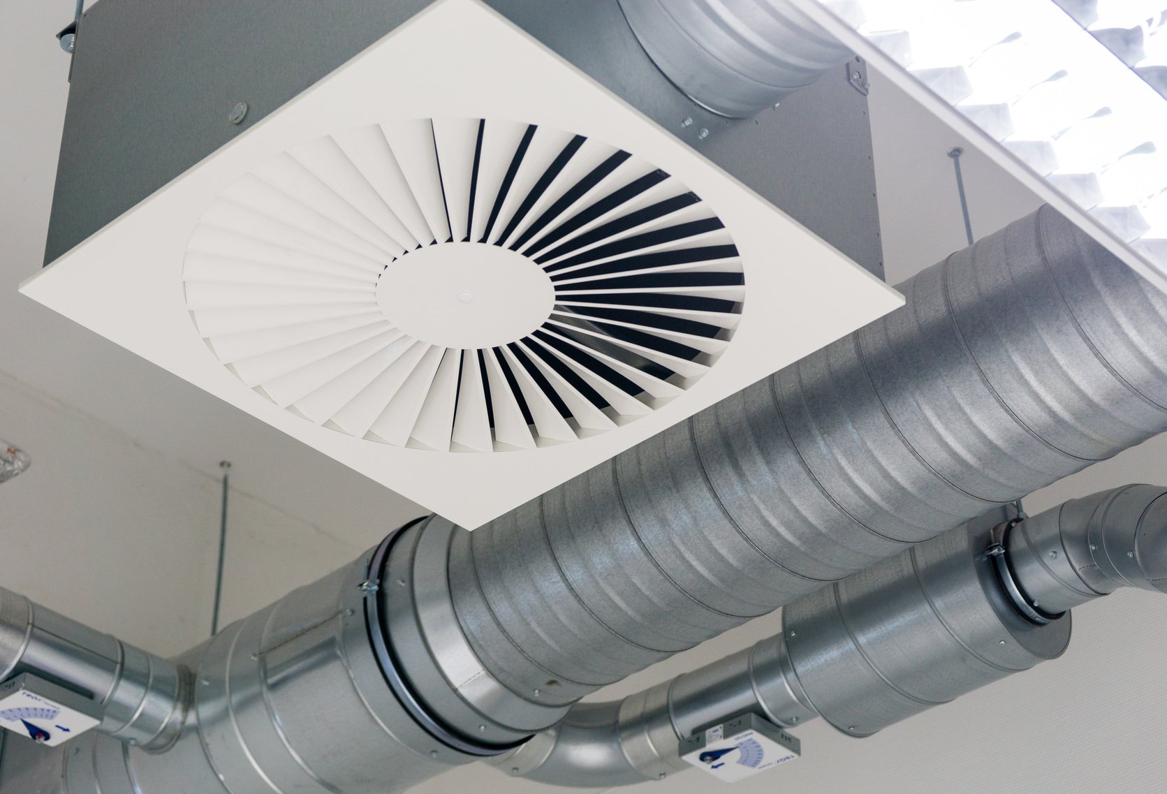 Системы принудительной вентиляции