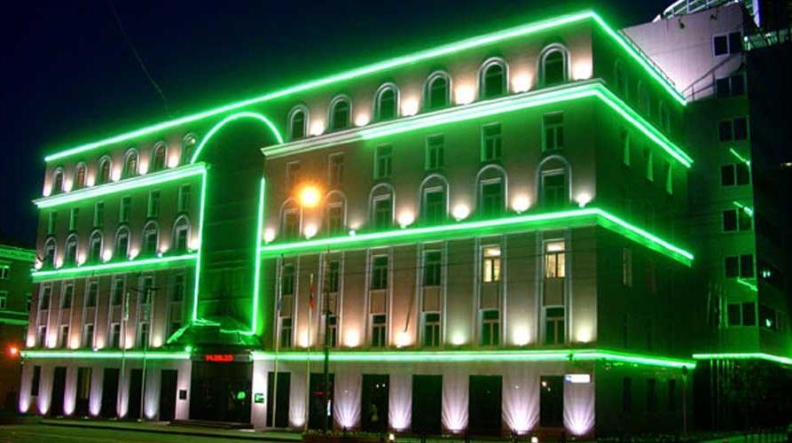 светодиодная архитектурная подстветка