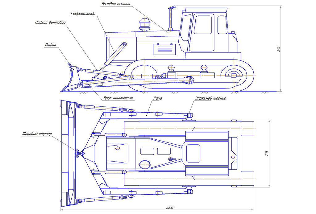 Устройство Т-130